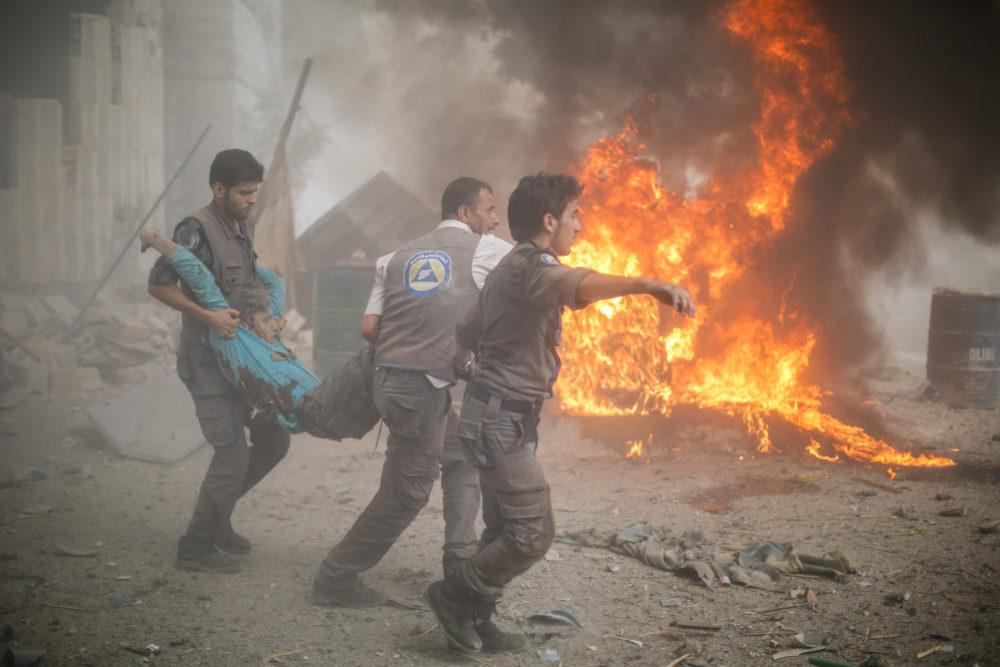 Sameer, journaliste syrien pour l'AFP (4)