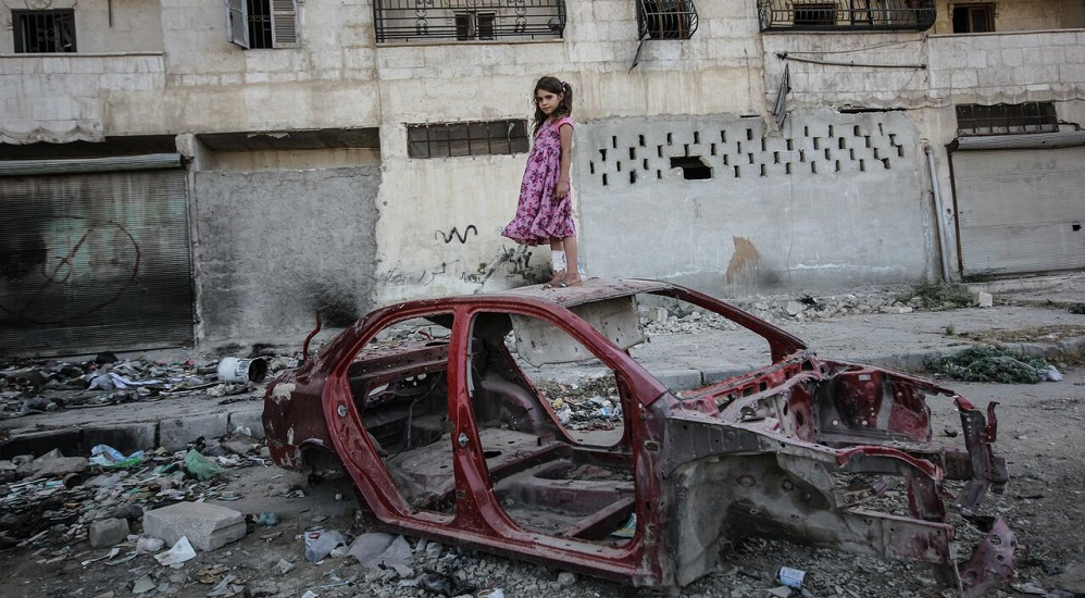 journaliste femme syrie afp