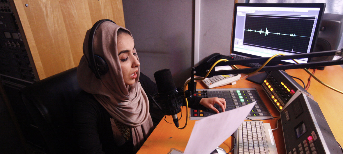 Copyright © UNAMA / Fardin Waez-Afghanistan
