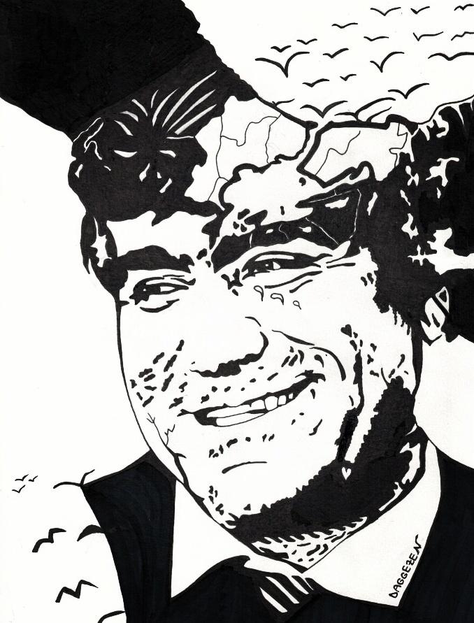 Bilal Daggazen - caricaturiste (10)