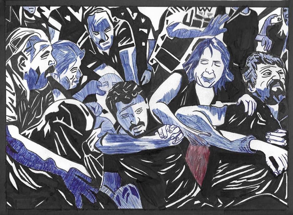 Bilal Daggazen - caricaturiste (2)