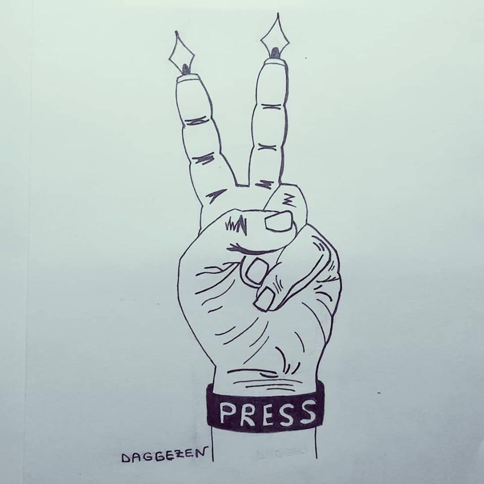 Bilal Daggazen - caricaturiste (4)