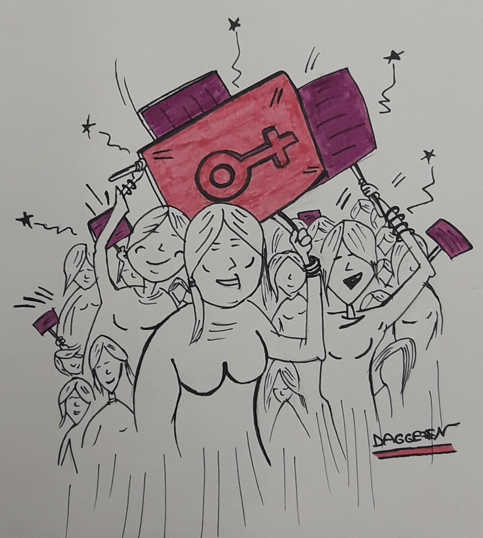 Bilal Daggazen - caricaturiste (5)
