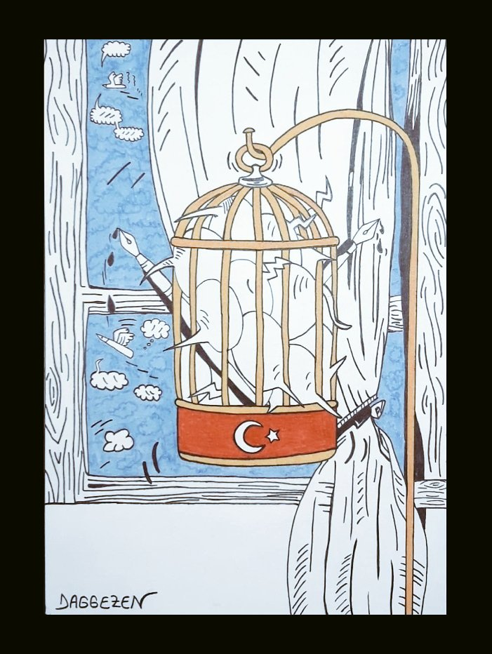 Bilal Daggazen - caricaturiste (6)