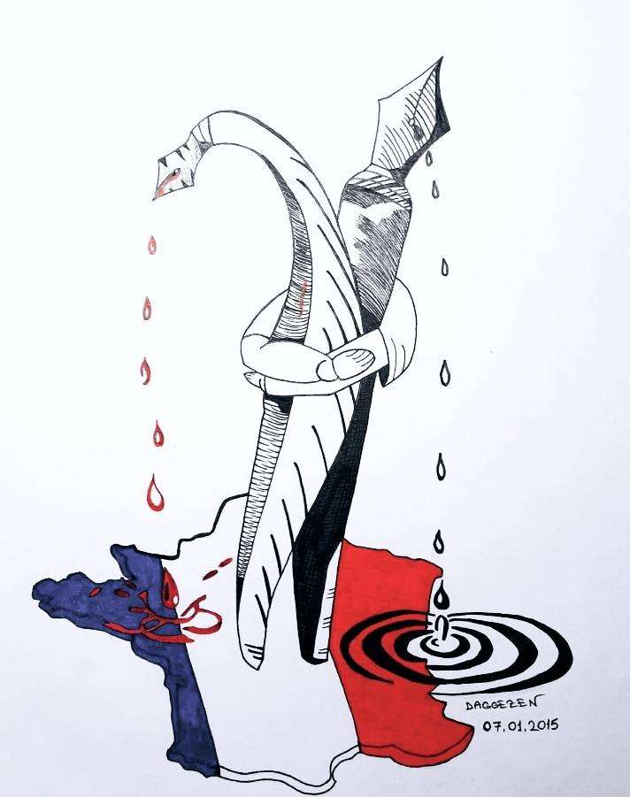 Bilal Daggazen - caricaturiste (9)