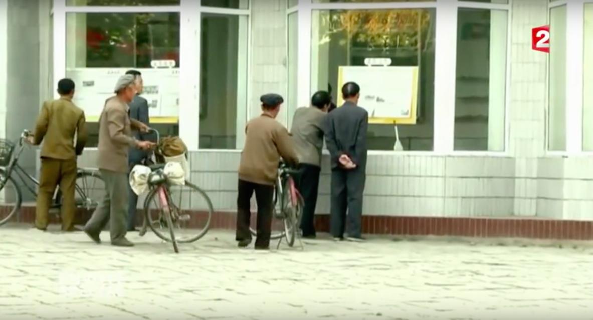 Envoyé Spécial Corée du Nord