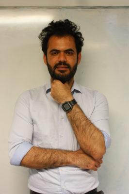 Ahmed Hassan. © Karzan Hameed. 2021.